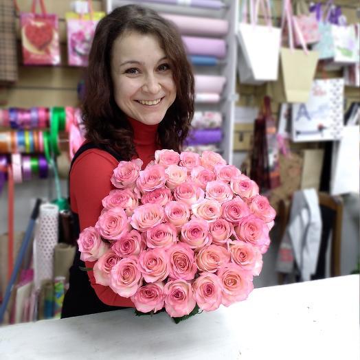 Букет_58: букеты цветов на заказ Flowwow