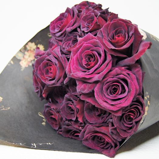 """Букет """"Тайна"""": букеты цветов на заказ Flowwow"""
