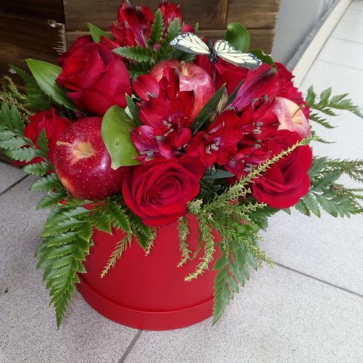 Райский сад: букеты цветов на заказ Flowwow