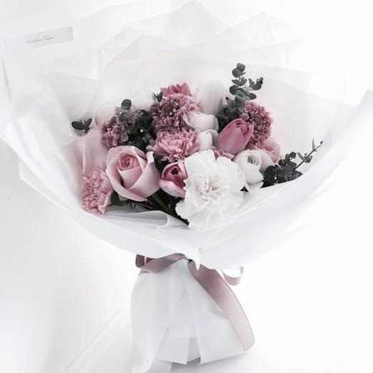 Букет 11: букеты цветов на заказ Flowwow