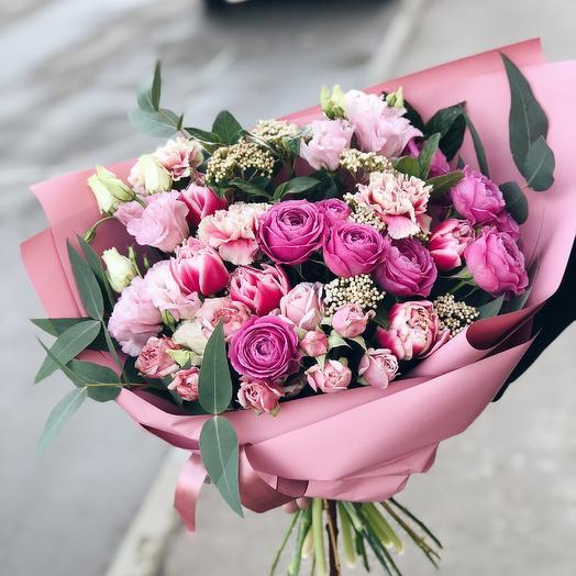 041: букеты цветов на заказ Flowwow