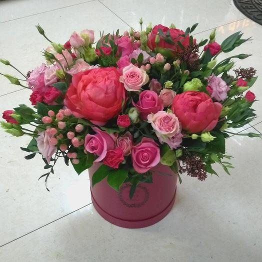 Вкусная ягодная композиция: букеты цветов на заказ Flowwow
