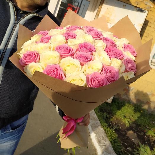 51 микс: букеты цветов на заказ Flowwow