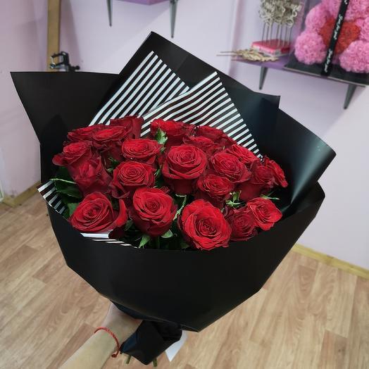 Стиляги: букеты цветов на заказ Flowwow