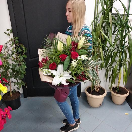 Богема: букеты цветов на заказ Flowwow