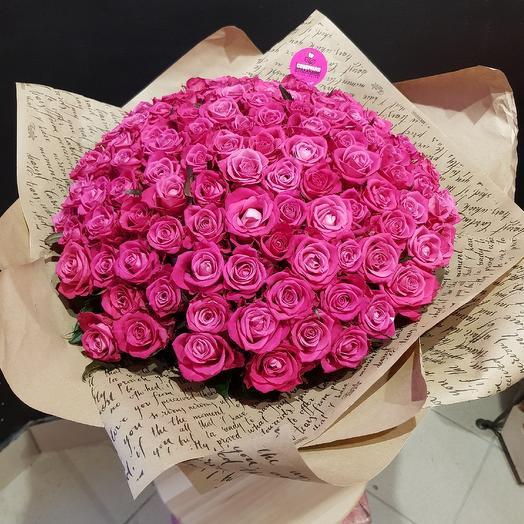 """Букет """"Престиж"""" N 2: букеты цветов на заказ Flowwow"""