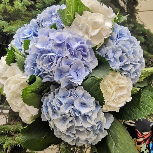 Огромное Облако нежности: букеты цветов на заказ Flowwow