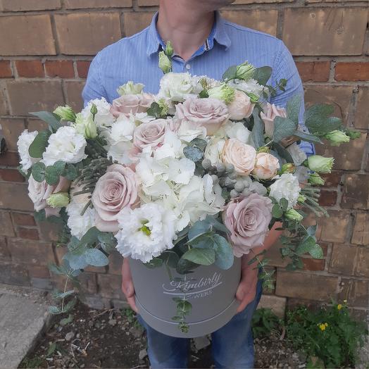 Фарфор: букеты цветов на заказ Flowwow