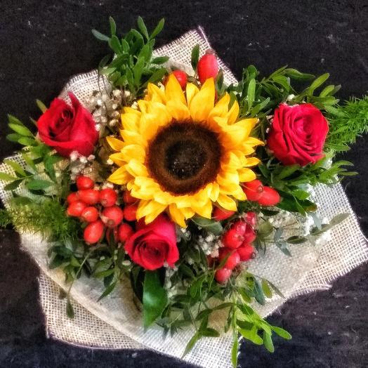 Постоянный букет: букеты цветов на заказ Flowwow