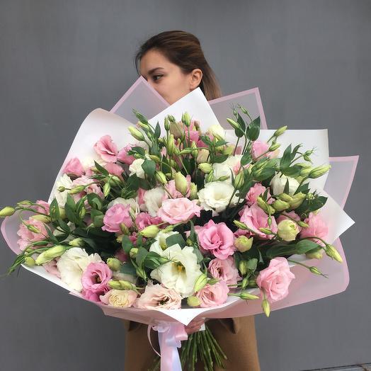 Моно букет «Алиса»: букеты цветов на заказ Flowwow