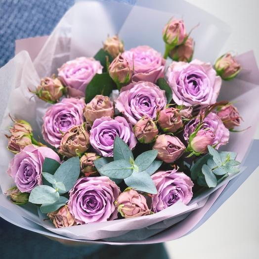 Неземная: букеты цветов на заказ Flowwow