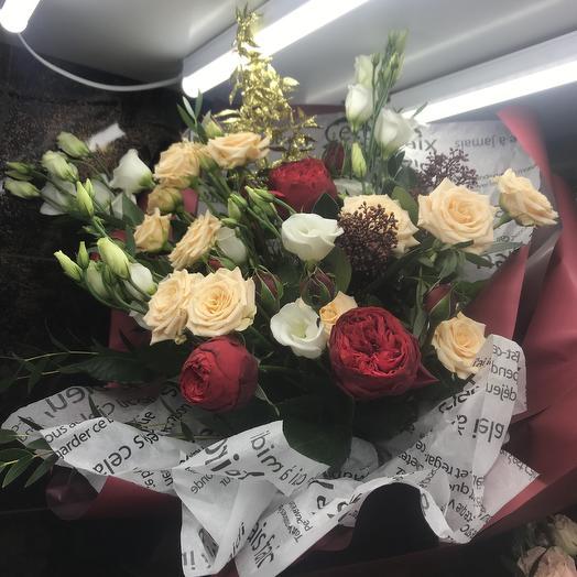 1^букет: букеты цветов на заказ Flowwow