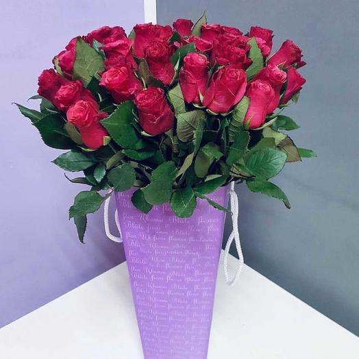 Розовые будни: букеты цветов на заказ Flowwow