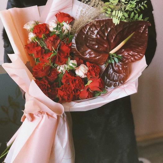 Британи: букеты цветов на заказ Flowwow