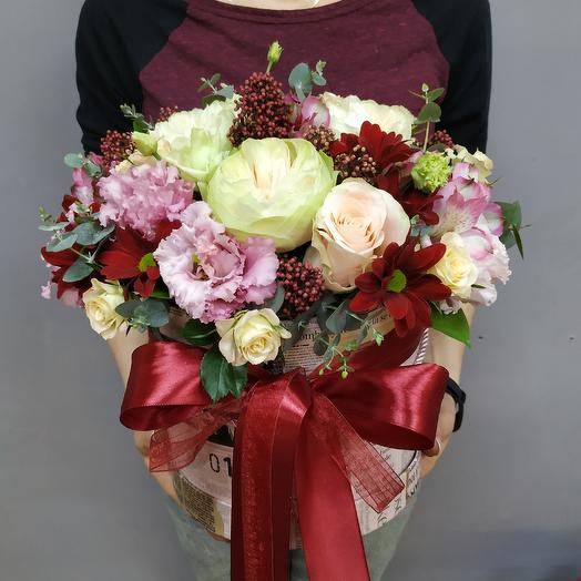 Кружева: букеты цветов на заказ Flowwow