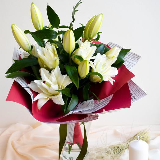 Ренн: букеты цветов на заказ Flowwow