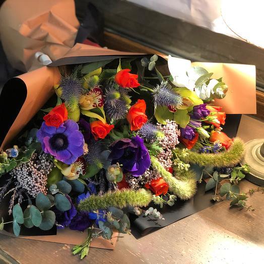 """красивый букет цветов для любимой"""" Алиса"""""""