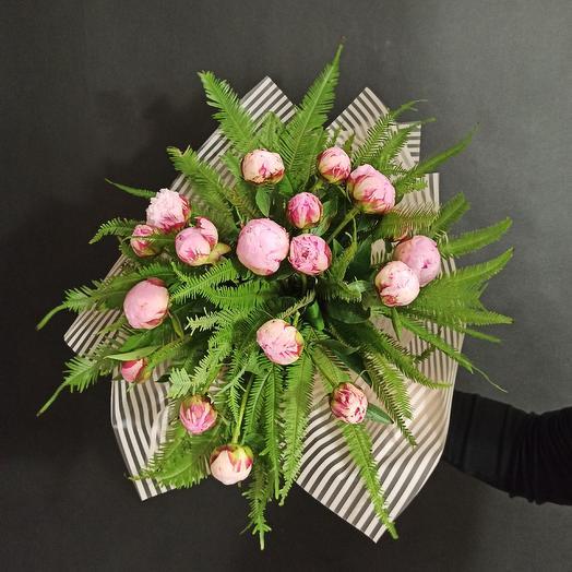 """Букет """"Амазонка"""": букеты цветов на заказ Flowwow"""