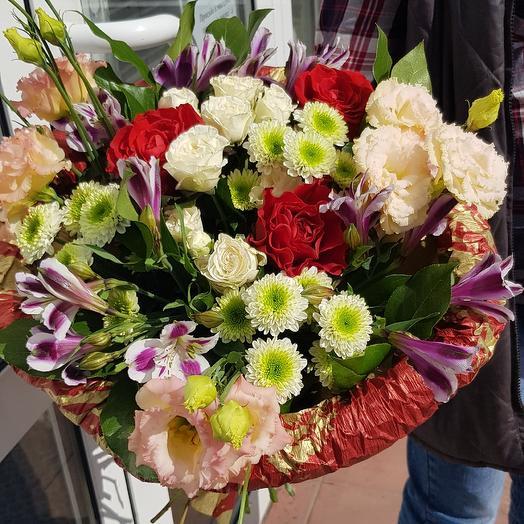Винтажная роскошь: букеты цветов на заказ Flowwow