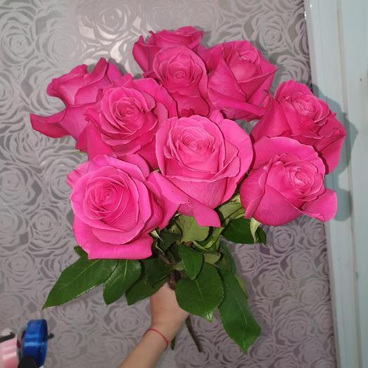 9 роз Пинк Флойд