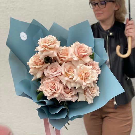 Фарфоровые ароматные розы. В наличии. Доставим быстро
