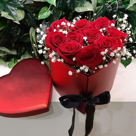 Ты в моем сердце розы раффаэлло