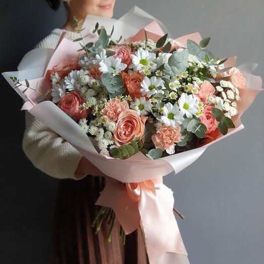 Букет цветов Розмари