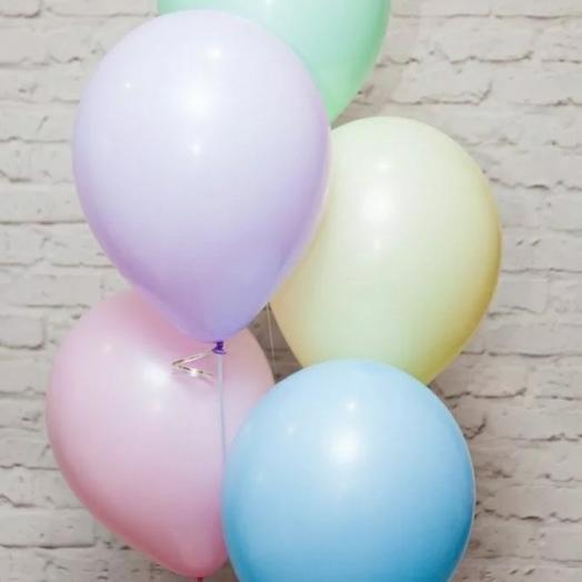 Макарунс набор из 5 шаров