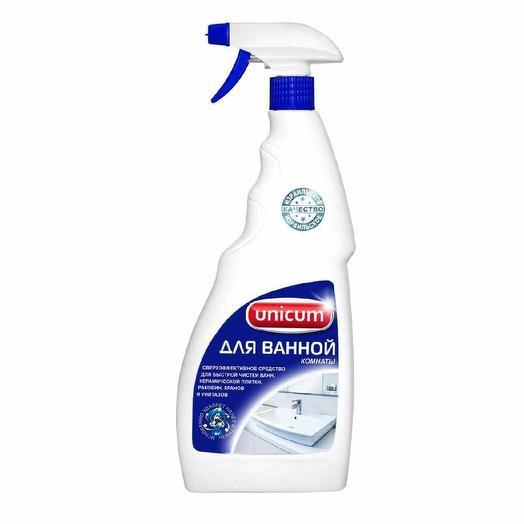 Чистящее средство UNICUM Спрей для ванной 500 мл