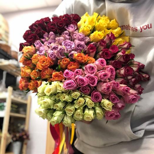 101 Роза из Кении
