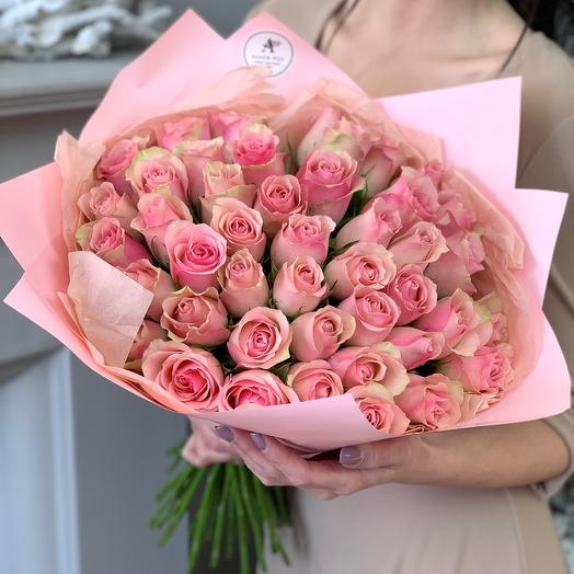 Bouquet of 41 roses