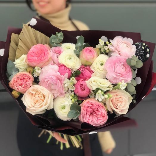 Цветочный букет 25