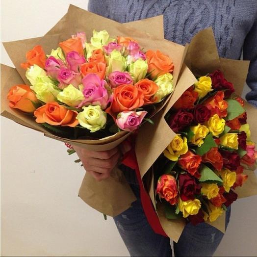 21 роза кении