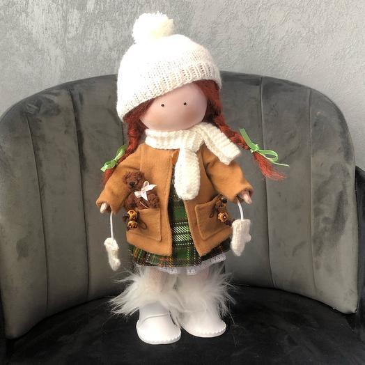 Handmade doll 41 cm