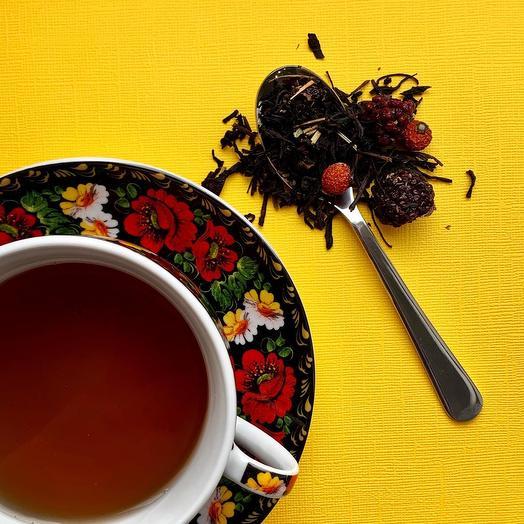 Чёрный чай «Лесные ягоды»
