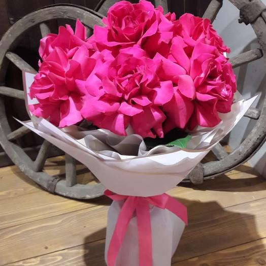 Букет французских роз