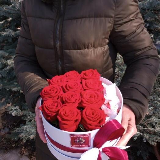 """Розы и Рафаэлло """"С Любовью"""""""