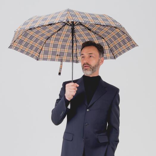 Складной зонтик в 3 сложения 102149
