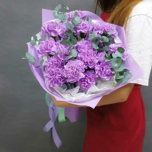 Фиолетовый гамма