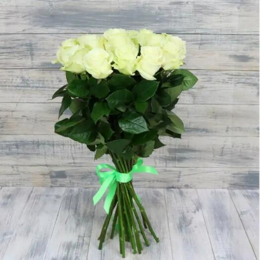 "15 роз ""Мондиаль"" 70см"