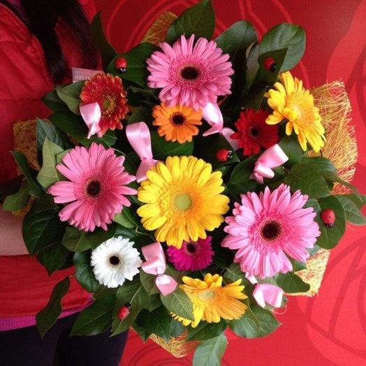Фруктовая карамель: букеты цветов на заказ Flowwow