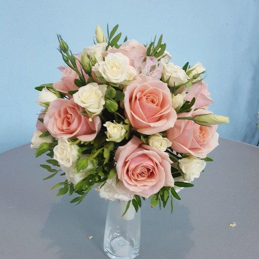 Букет невесты №2: букеты цветов на заказ Flowwow