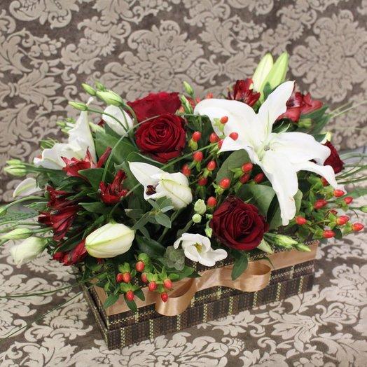 Маленькая слабость: букеты цветов на заказ Flowwow