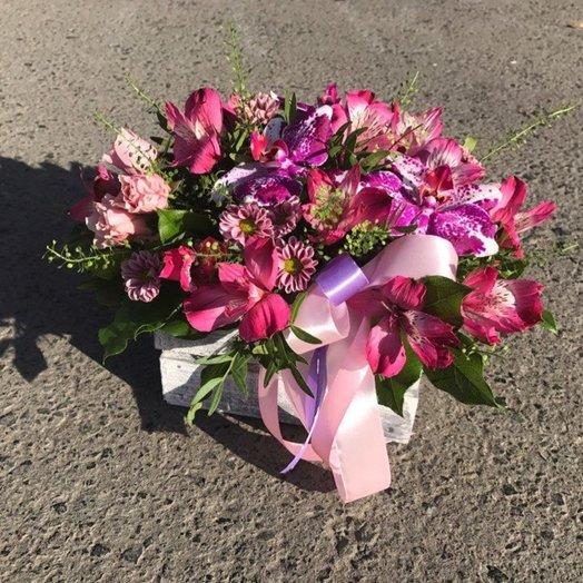 Тайный клад: букеты цветов на заказ Flowwow