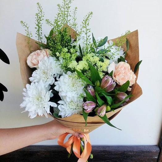Альвина: букеты цветов на заказ Flowwow