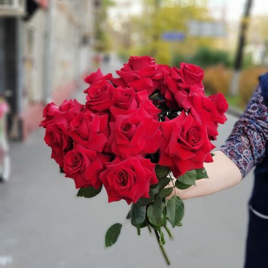 Бархат : букеты цветов на заказ Flowwow