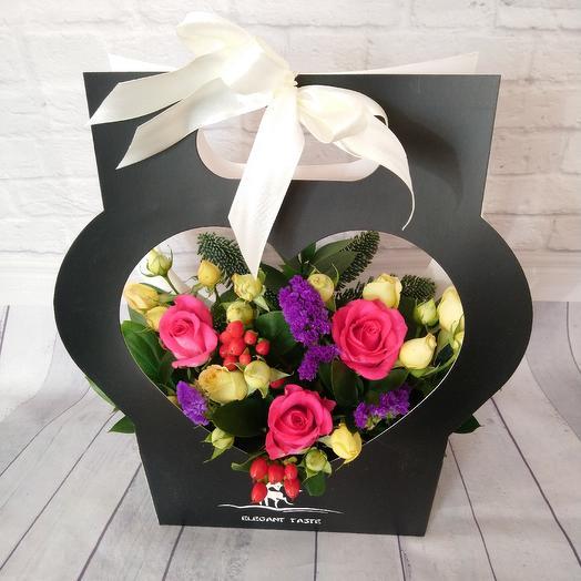 Плайм пакет: букеты цветов на заказ Flowwow