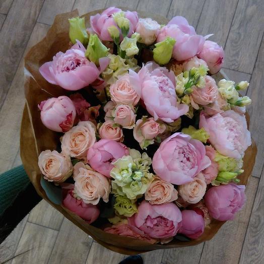 Зифирка: букеты цветов на заказ Flowwow