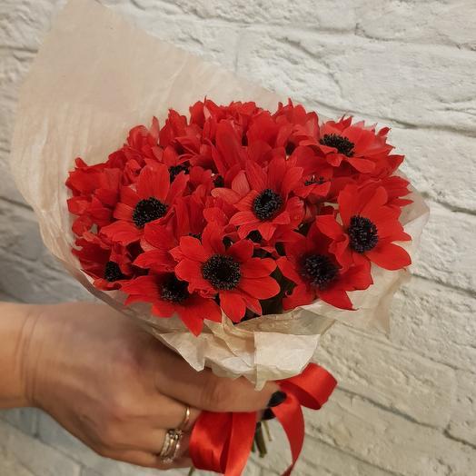 Страстный комплимент: букеты цветов на заказ Flowwow