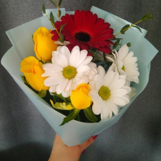 Моно-букет 3: букеты цветов на заказ Flowwow